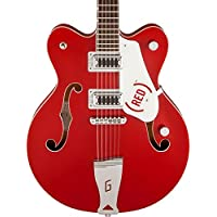 Gretsch G5623 Electromatic Center-Block Electric Guitar with Hardshell Case (Red)