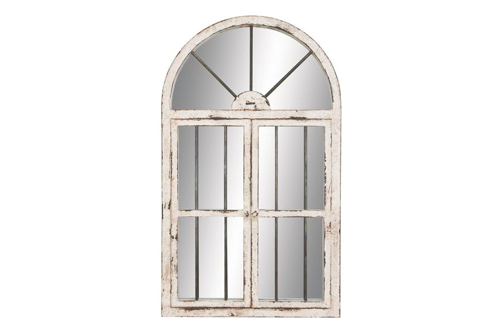 Aspire Home Accents Arched Window Wall Mirror - 25W x 42H in. 0