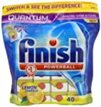 Finish Quantum Lemon Sparkle 2 x Pack...