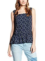 Pepe Jeans London Top Toya (Azul Oscuro)