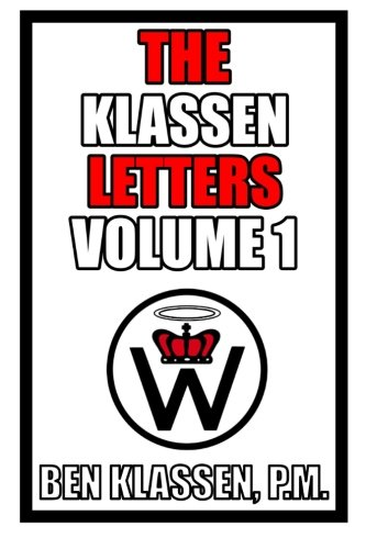 The Klassen Letters Volume 1