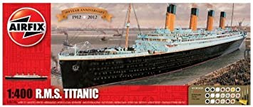 Airfix - AI50146 - Maquette - Titanic 100 th Anniversary Gift Set