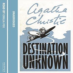 Destination Unknown | Livre audio