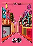 EXID Vol. 1 - Street [+EXID poster][+EXID polaroid photocard(with signature)][+EXID autograph event photo][+EXID postcard][+EXID sticker]