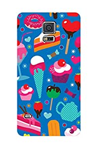 ZAPCASE PRINTED BACK COVER FOR SAMSUNG GALAXY S5