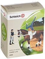 Schleich 42002 - Bauernhof, Voltigierset (ohne Pferd) von Schleich