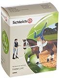 Toy - Schleich 42002  - Bauernhof, Voltigierset (ohne Pferd)