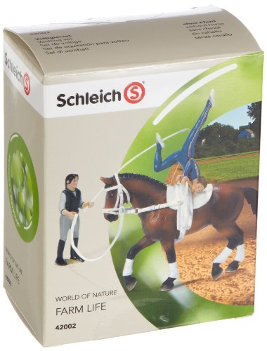 Schleich Vaulting Riding Set