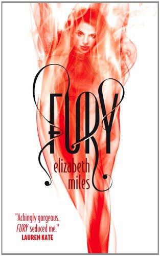 Fury (The Fury Trilogy #1)