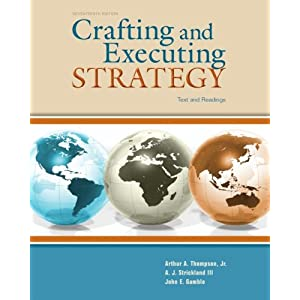 Crafting & Executing Strategy: Text and Readings (Crafting & Executing Strategy  online