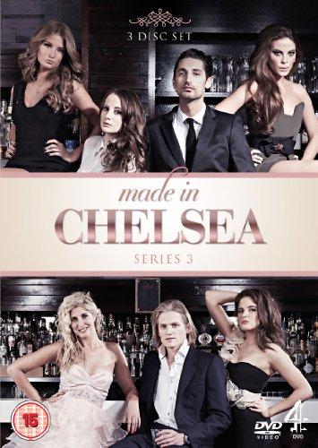 Made in Chelsea - Series 3 [DVD] [Edizione: Regno Unito]