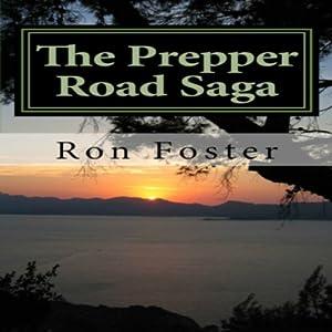 The Prepper Road Saga Audiobook