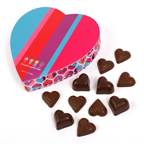 Dylan's Candy Bar Heart Box of Chocolates