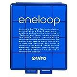 サンヨー eneloop電池ケース HR-CASE【単3形・単4形対応】