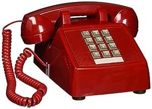 Cortelco ITT-2500-V-RD na 1-Handset Landline Telephone