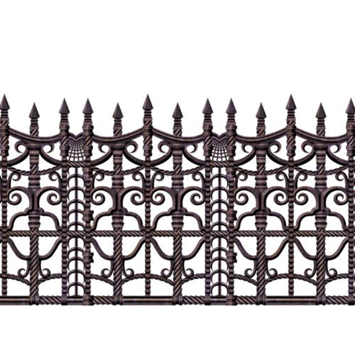 Wide Fence Gate