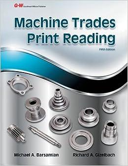 machine trades print reading answers