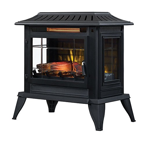 Twin Star International Infragen 3d Electric Fireplace Stove With Safer Plug
