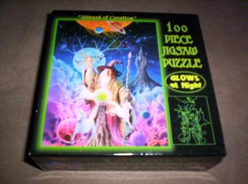 100pc. Jigsaw Puzzle-Wizard of Creation