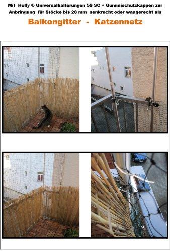 katzennetz befestigung preisvergleiche erfahrungsberichte und kauf bei nextag. Black Bedroom Furniture Sets. Home Design Ideas