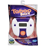 Electronic Taboo Buzzd Game By Hasbro