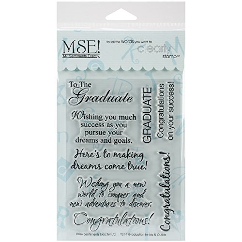Graduation Stamp Sheet from MSE