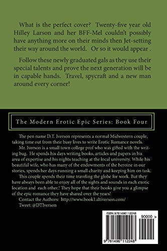 Hilley's New Horizon: The Modern Erotic Epic Series: Book Four: Volume 4