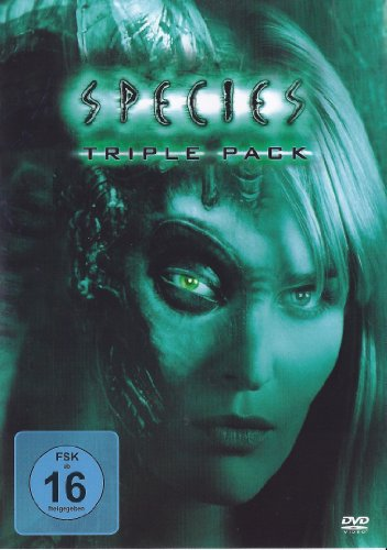Species - Triologie - Teil I - III - Triple Pack [3 DVDs]