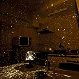 TOPBRIGHT® Romatic Gift Cosmos Star Sky Master Projector Starry Night Light Lamp