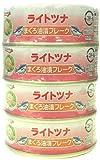 キョクヨー ライトツナ(まぐろ油漬)タイ産 EO 4缶P
