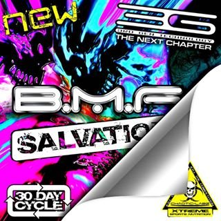 Chaotic Labz BMF Salvation 3G