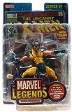Marvel Legends Series 6 Wolverine Action Figure Variant