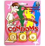 Small Pecker Condoms (Practical Joke)