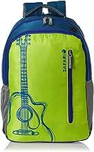 Safari 30 ltrs Laptop Bag (Guitar-Green-LB)