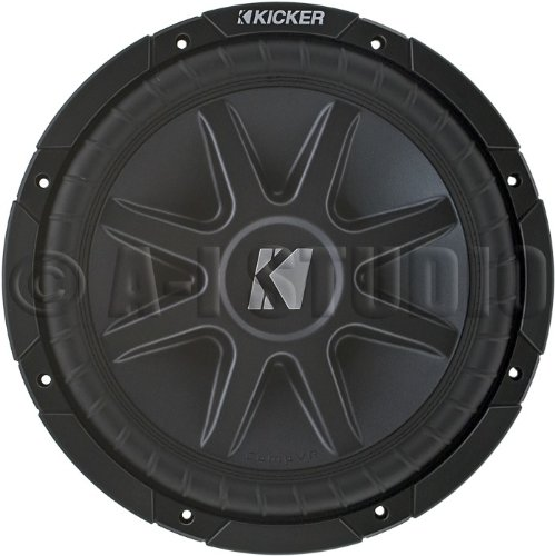 Kicker comp 15 watts