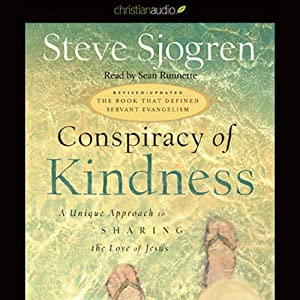 Conspiracy of Kindness Audiobook
