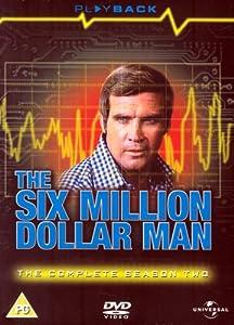 The Six Million Dollar Man: Series 2 [DVD]