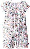 Zutano Baby-Girls Infant Piccolina Cap Sleeve Bodysuit