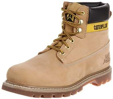 Caterpillar Colorado, Boots homme - Beige (Honey) - EU: 37