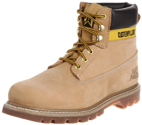 Caterpillar - Colorado, Stivali  da uomo, Beige (Honey), 43