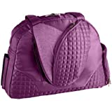 Lug Cartwheel Fitness/Overnight Bag, Plum Purple