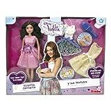 Violetta - Cantarina y sus vestidos, mu�eca, multicolor (Simba 5730364)