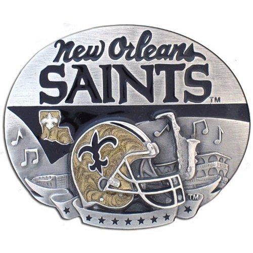 NFL New Orleans Saints Belt Buckle