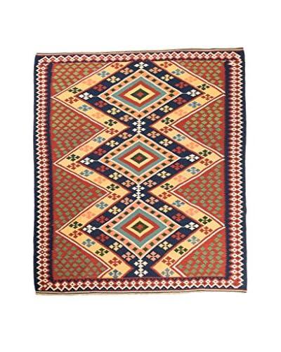 RugSense Teppich Persian Kashkai rot/blau/beige 296 x 200 cm