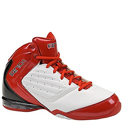 AND 1 Men's Master 2 Mid Basketball Shoe from AND 1 (ES Originals)