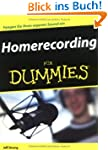 Homerecording f�r Dummies