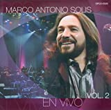 Marco Antonio Sol�s Album - En Vivo 2 (Front side)