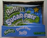 Hartleys Sugar Free Lemon and Lime Jelly 12 x 45gm