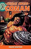 img - for Savage Sword of Conan Volume 19 by Various (2015-06-09) book / textbook / text book