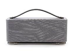 ARTHZ IBIZA - Mini Wireless Speaker - Titanium Silver